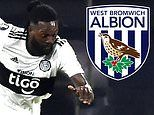 West Brom 'line up shock move for former Arsenal and Tottenham striker Emmanuel Adebayor'