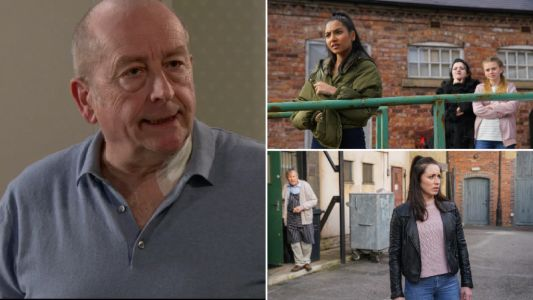 Coronation Street spoilers: Geoff finally caught, Yasmeen's shock decision and Shona badly injured