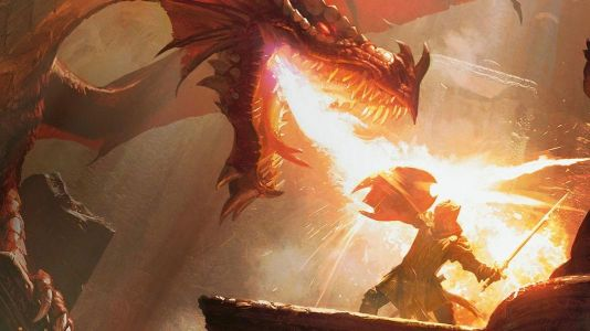 A Dungeons & Dragons TV series is in the works - from the writer of John Wick