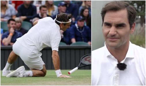 Roger Federer 'very happy' as he offers new update on injury recovery - 'Feeling strong'
