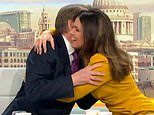 Good Morning Britain viewers delighted Susanna Reig reunited with Bill Turnbull