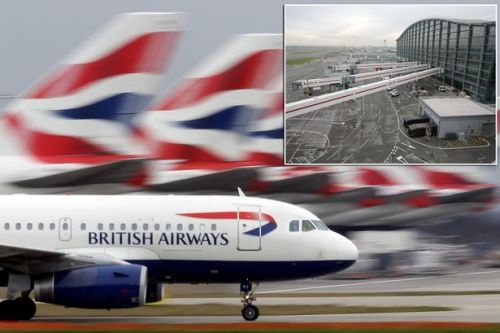 Boy, 12, slips through security at Heathrow Airport and boards Los Angeles flight