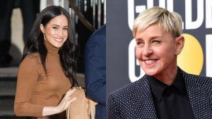 Meghan Markle is reportedly planning her first interview with Ellen DeGeneres