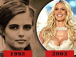 Heidi Klum, 47, is completely unrecognizable with BROWN HAIR