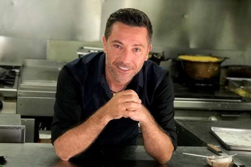 What time is Gino's Italian Escape on ITV? What's it about?