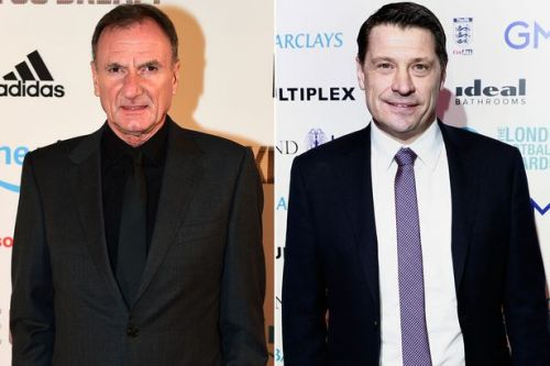 Tony Cottee says Sky colleague Phil Thompson saved his life after suffering brain haemorrhage