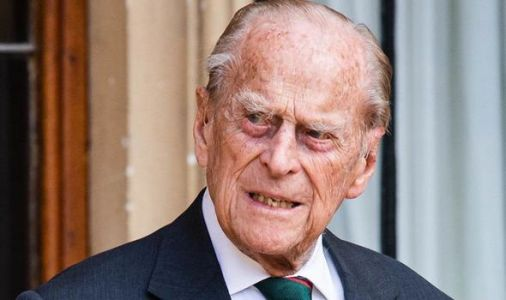 Prince Philip health: Duke's desperate plea to 'get on with' Covid jab - 'Stick it my arm'