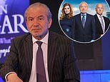 The Apprentice's Lord Alan Sugar says bosses are 'fighting' to get the show back on air