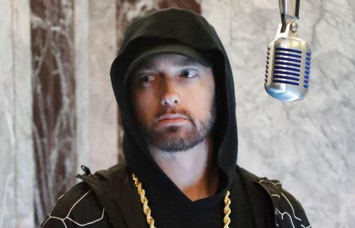 'I'm outside an Ariana Grande concert': Eminem compares himself to Manchester bomber on new album