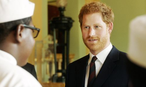 Prince Harry reveals the one palace he rarely visits - and it will surprise you