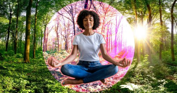 Could 'grounding' actually boost your inner energy or improve your anxiety?