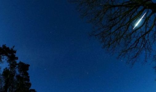UK meteor: Fragments of fireball likely made land after hitting Earth at 30,000mph