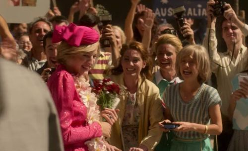 The Crown season 4 fans convinced they spotted 'Kate Middleton' cheering on Princess Diana