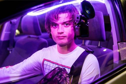 Stranger Things' Joe Keery creates a 'social media nightmare' in new film Spree