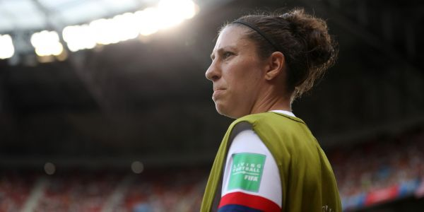 USWNT captain Carli Lloyd said the 2019 World Cup was 'absolutely the worst time of my life'