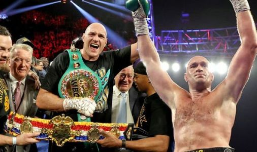 How Tyson Fury dismantled 'bully' Deontay Wilder and became boxing's heavyweight king