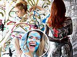 Artist helps cancer survivors, anorexia sufferers and burn victims regain body confidence
