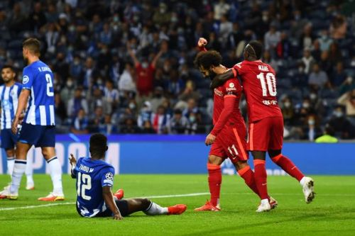 Porto 1-5 Liverpool: Mohamed Salah delivers again in Champions League win - 5 talking points