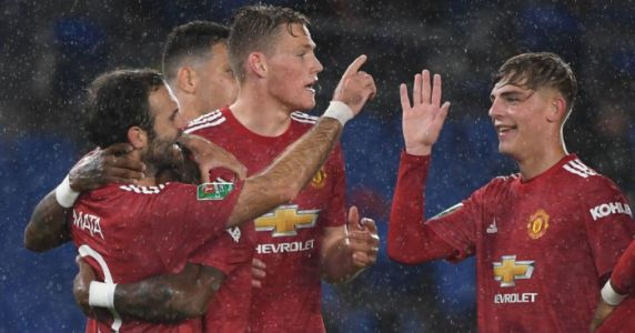 Solskjaer delivers Man Utd transfer update after hailing star's display