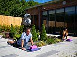 Outdoor socially distanced fitness classes with up to six adults will be rolled out this week