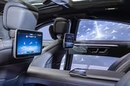 2021 Mercedes-Benz S-Class: new interior tech detailed