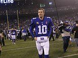 Two-time SuperBowl and MVP winner for the New York Giants Eli Manning to retire from the NFL