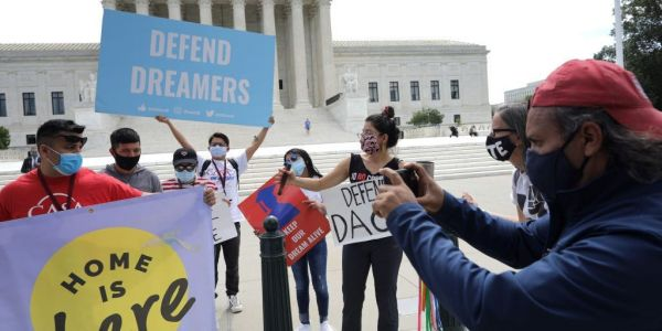 In a major win for Dreamers, DACA is restored by federal judge, DHS ordered to accept new applications for the program