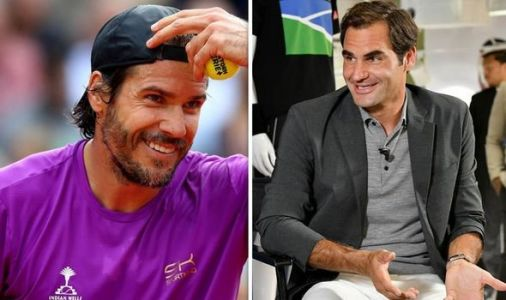 Roger Federer reveals one person in tennis he makes fun of - 'He used to always complain'