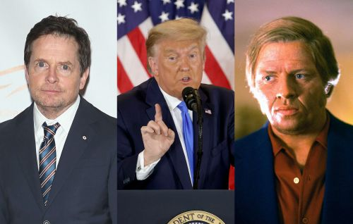 Michael J. Fox compares Trump to Biff from 'Back to the Future'