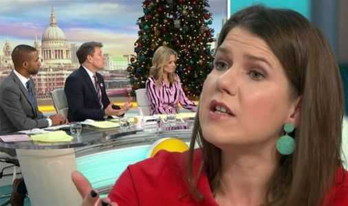 GMB's Ben Shephard LOSES IT as Jo Swinson refuses to answer Labour coalition probe