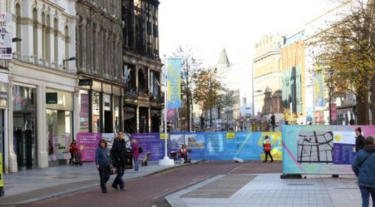 Rebuilt Bank Buildings to include cafe, Primark's plans reveal