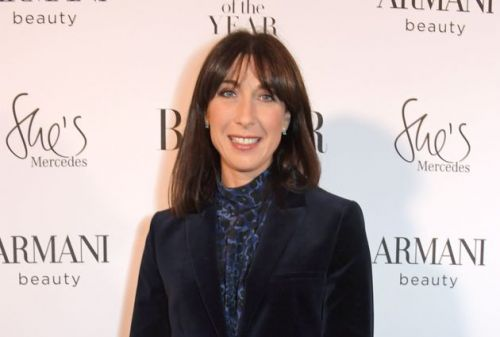 Covid-19 App Aplogises For Advertising Face Masks From Samantha Cameron's Fashion Label