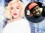 Katy Perry loves Kanye West as an artist. but says his presidency would be 'a little wild'