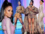 Ciara rocks NINE different looks as host of American Music Awards and includes kids in live telecast