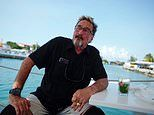Antivirus pioneer John McAfee charged with money laundering and fraud