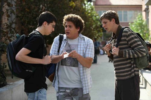 The 'Superbad' cast are reuniting for a livestream watch party