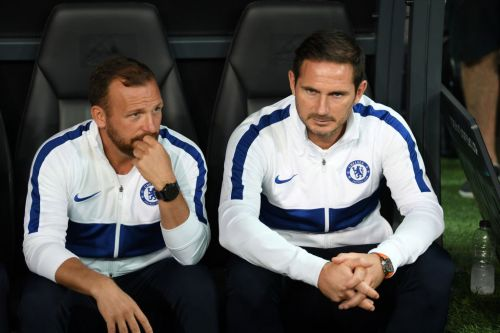 Jody Morris hails Frank Lampard after Chelsea sacking