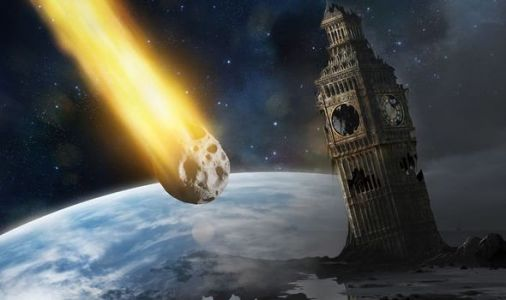 Asteroid danger: Is the UK prepared for an incoming asteroid? 'No' says asteroid hunter