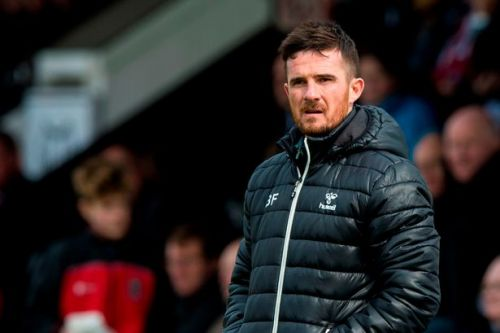 Barry Ferguson in disbelieving Celtic claim as he defends 'top performer'