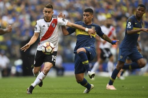 River Plate vs Boca Juniors: Copa Libertadores final TV channel and live stream