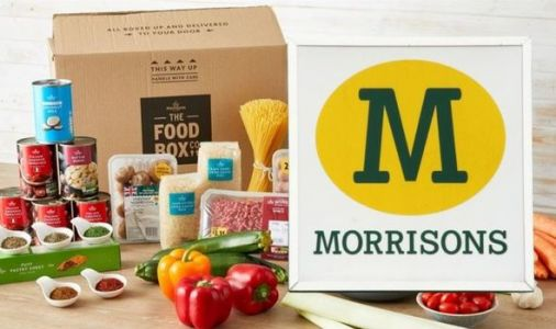Morrisons launches new food boxes for under £30 with recipes included