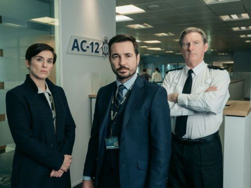Line Of Duty Series 6: Kelly Macdonald Confirmed As AC-12's Next Adversary