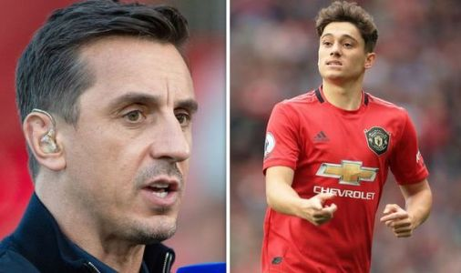 The real reason Daniel James started for Man Utd against Wolves - Gary Neville