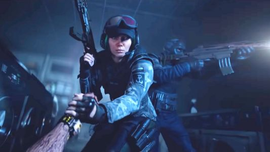 You can sign up to play Rainbow Six Quarantine early