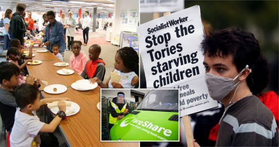 More than 2,000 children's doctors demand U-turn on free school meals