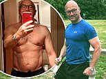 MasterChef star Gregg Wallace, 55, reveals he wanted to get into shape for wife Anna, 33