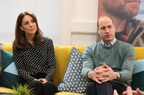 William and Kate tell UK to look after mental health in coronavirus crisis