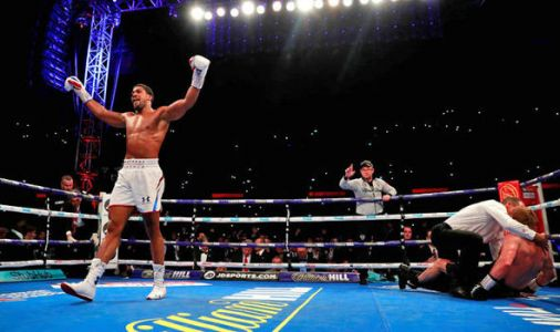Anthony Joshua next fight: Deontay Wilder? Tyson Fury? When is he fighting next?