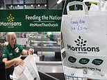 Morrisons introduces pre-packed food bags for customers hoping to make a donation to food banks