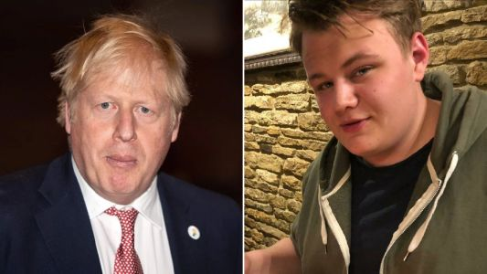 Boris Johnson says Harry Dunn suspect must return to UK in call with Donald Trump